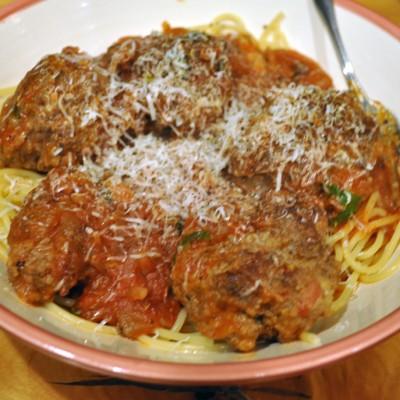 Speecy Spicy Spaghetti