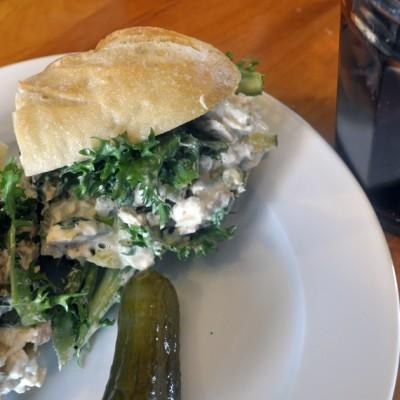 The Perfect Tuna Sandwich (IMHO)