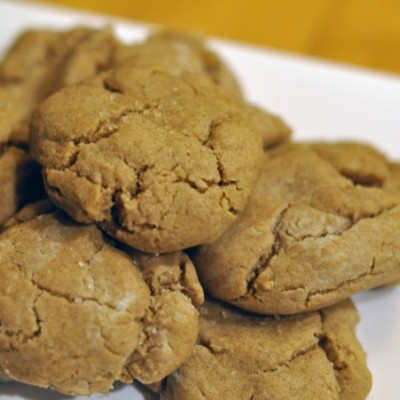 Mary Jo from Cleveland's Molasses Cookies