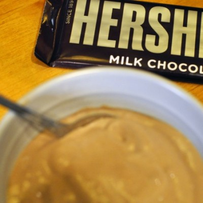 Hershey's Chocolate Bar Ice Cream