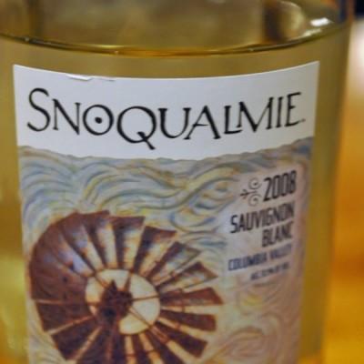 Snoqualmie Sauvignon Blanc