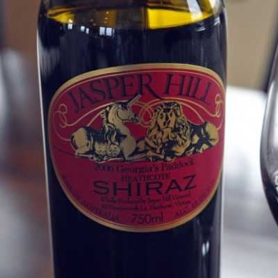 Jasper Hill Shiraz