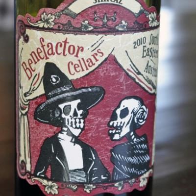 Halloween Wine!