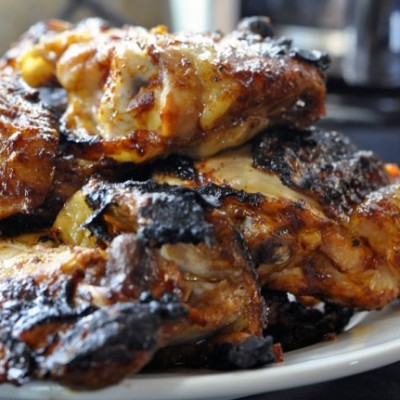 Ina's Barbecued Chicken