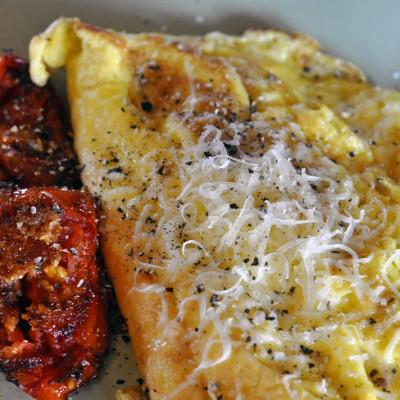 Gruyere Omelette