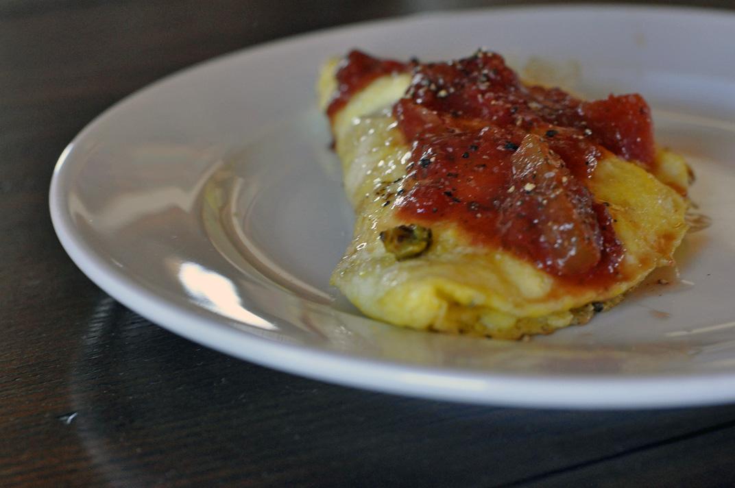 poblano omelette5