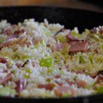 Leek Fried Rice