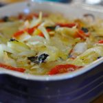 Potato Tomato Gratin – Sunday Suppers