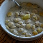 On the Coast Razor Clam Chowder