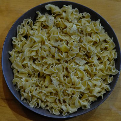 Preserved Lemon Pasta
