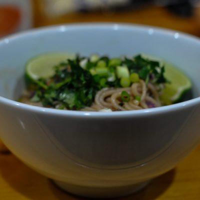 Vietnamese Venison Noodles